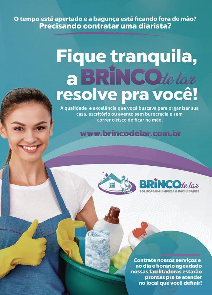 Flyer - Brinco de Lar